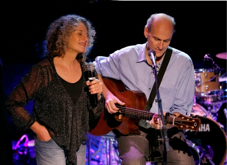 James Taylor and Carole King Carole King/James Taylor Pt. 1